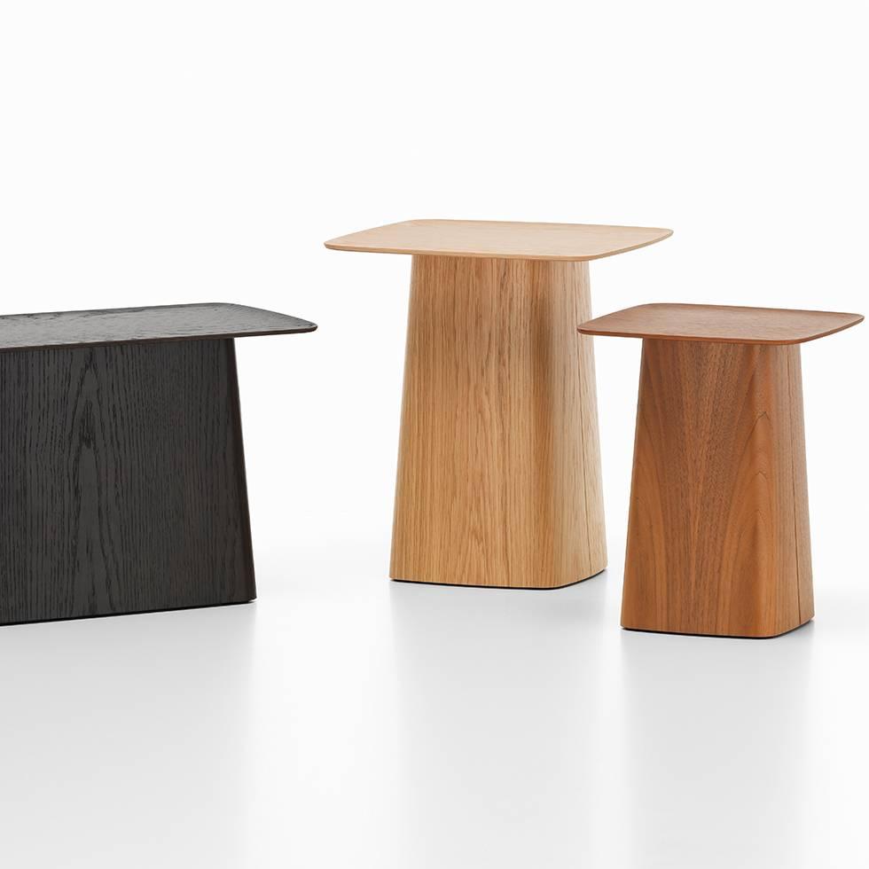 Wooden Side Table Vitra Vitra Wooden Side Tables Workbrands