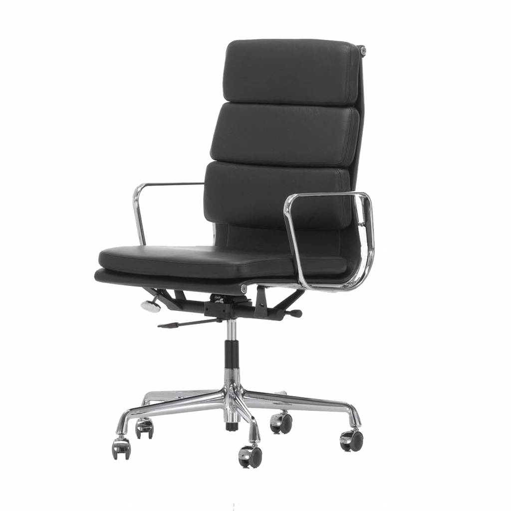 vitra soft pad chairs ea 217 ea 219 bureaustoel workbrands. Black Bedroom Furniture Sets. Home Design Ideas