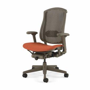 Herman Miller Herman Miller Celle Chair | Gestoffeerde zitting