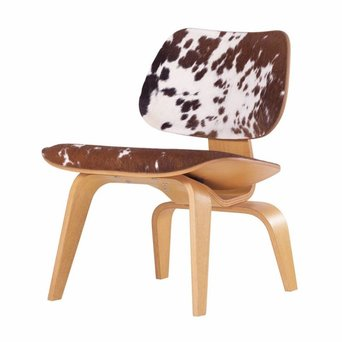 Vitra Vitra Plywood Group LCW Calf's Skin