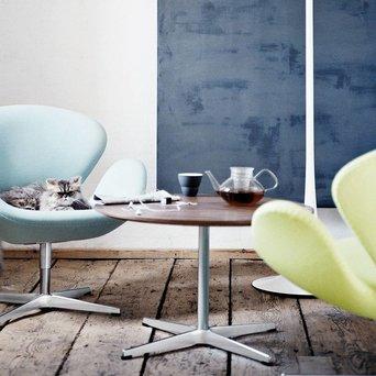 Fritz Hansen Fritz Hansen Coffee Table Series | Rund