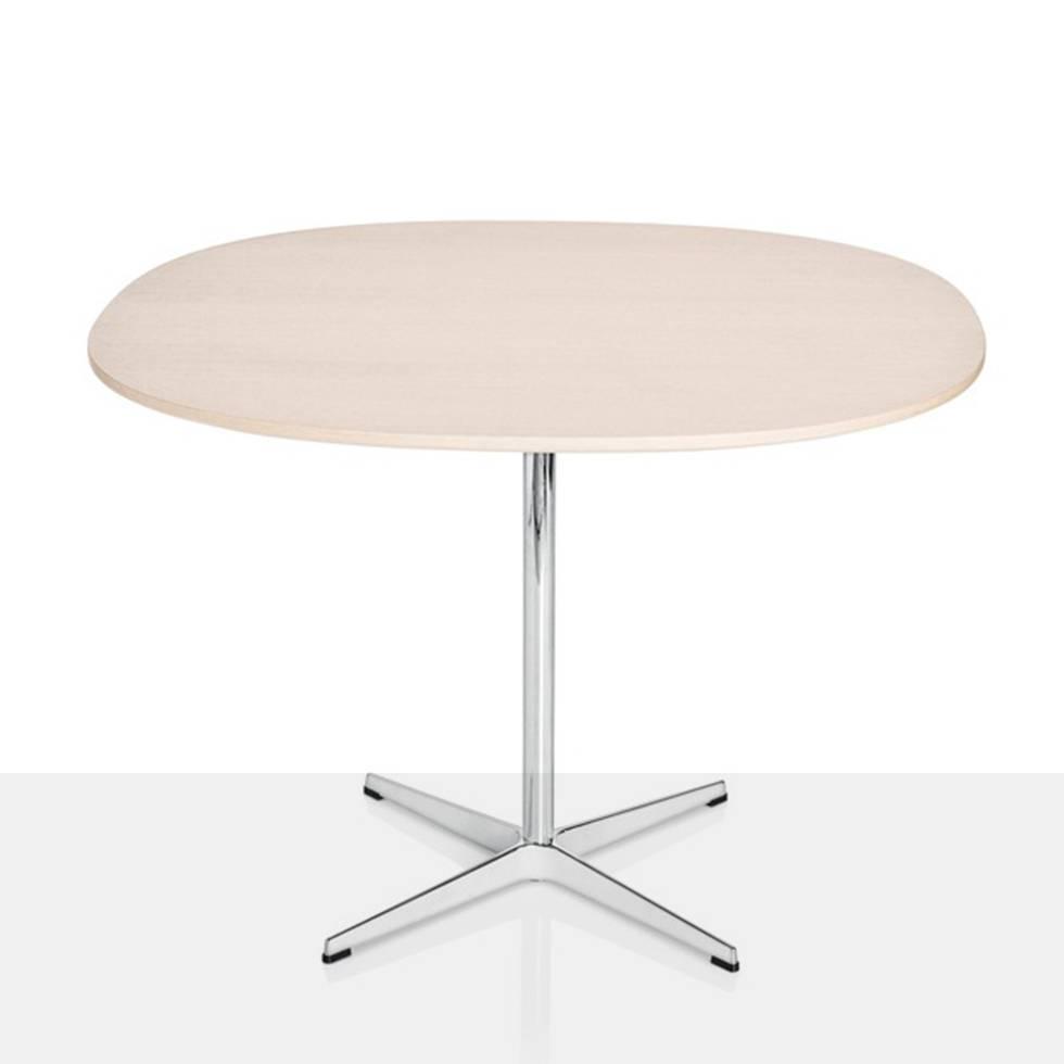 Fritz hansen fritz hansen table series supercircular for Fritz hansen nachbau