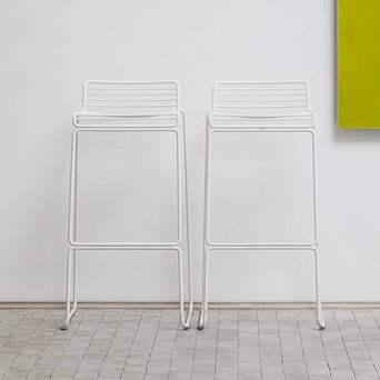 HAY HAY Hee Bar Stool | Hoog