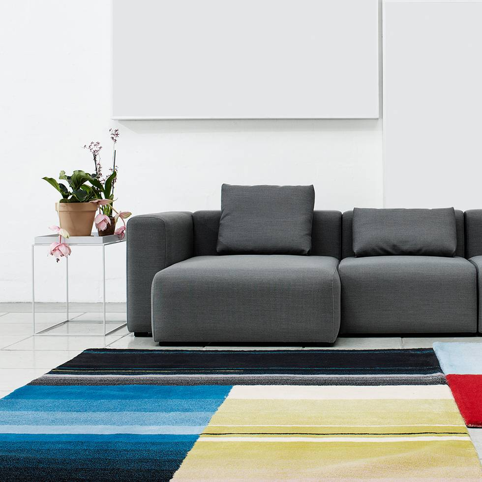 HAY HAY Mags Sofa | 2,5-Seater | Combination 3 - Workbrands