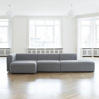 HAY HAY Mags Sofa | 3-Sitzer | Kombination 3