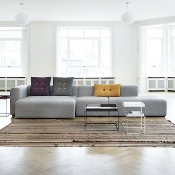 HAY HAY Mags Sofa | 3-Sitzer | Kombination 4