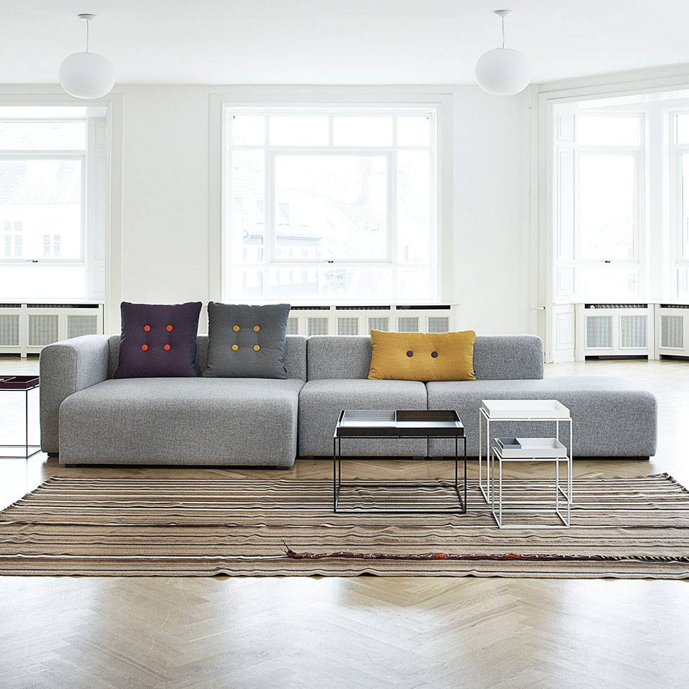 hay hay mags sofa 3 seater combination 4 workbrands. Black Bedroom Furniture Sets. Home Design Ideas