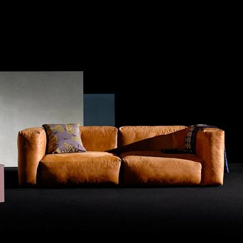HAY HAY Mags Soft Sofa | 2,5 -Sitzer | Kombination 1