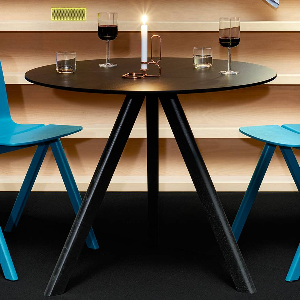hay copenhague cph 20 eettafel workbrands. Black Bedroom Furniture Sets. Home Design Ideas