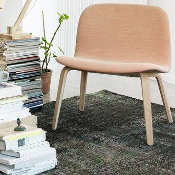 Muuto Muuto Visu Lounge Chair | völlig bezogen