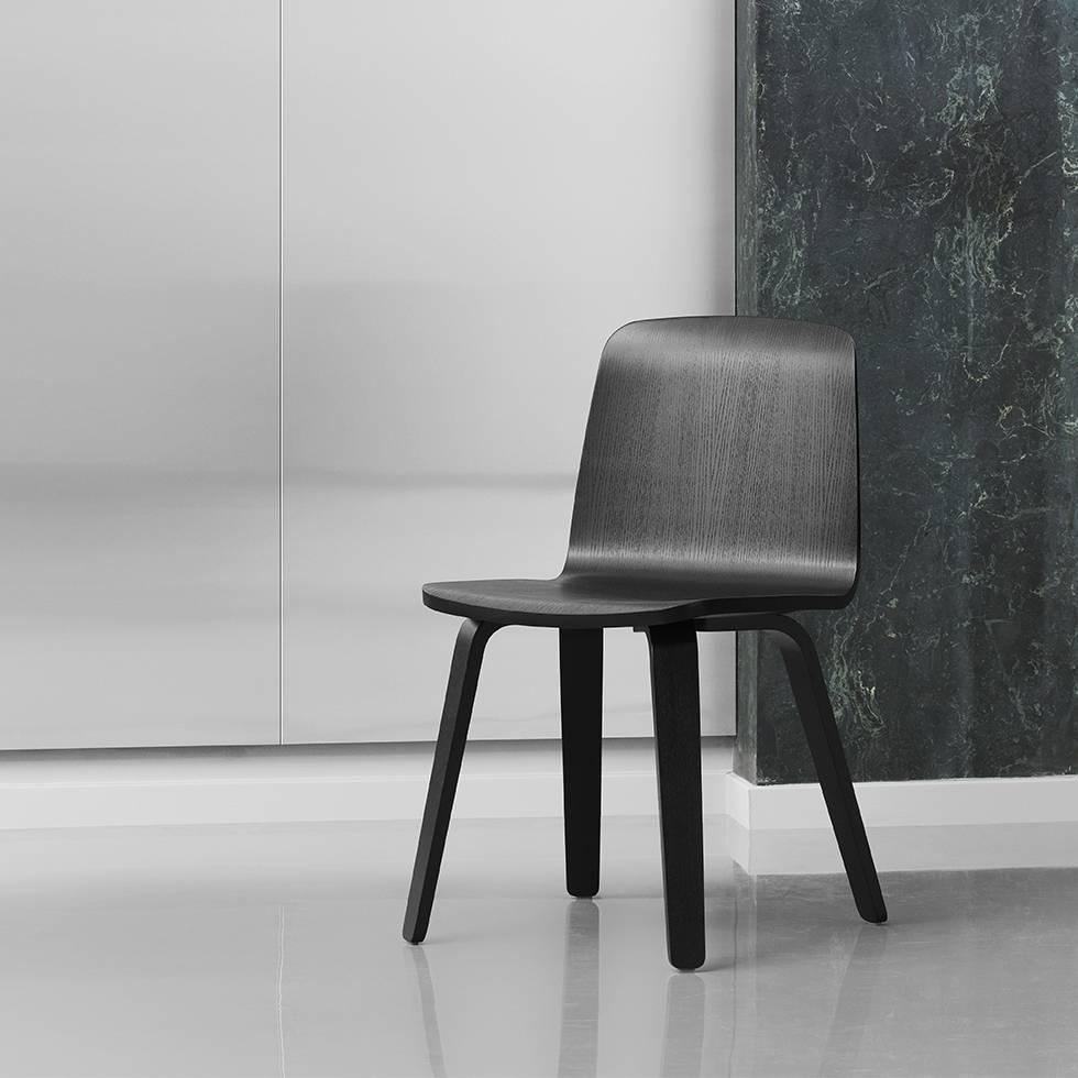 normann copenhagen normann copenhagen just chair oak workbrands. Black Bedroom Furniture Sets. Home Design Ideas