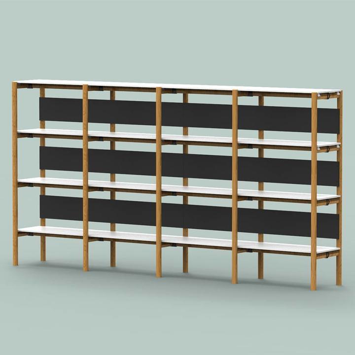 Bulo Dan | Rack single sided with box(es)