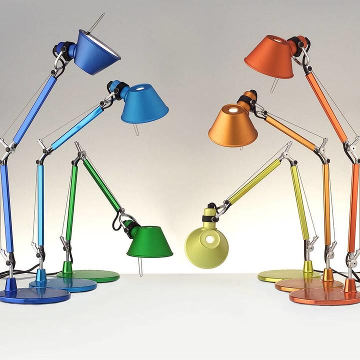 Artemide Tolomeo Table Micro