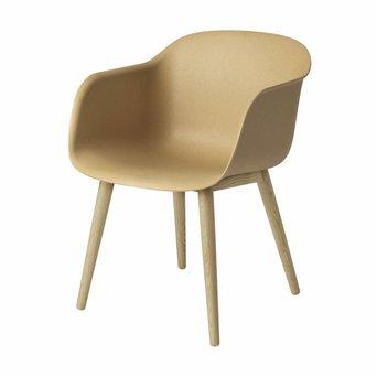 Muuto Muuto Fiber Armchair | Wood base