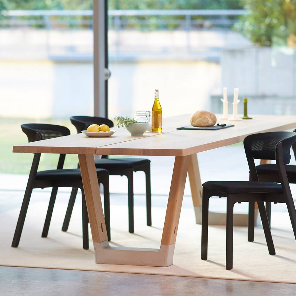 Arco Arco Base Dining Table Workbrands