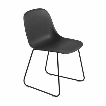 Muuto Muuto Fiber Side Chair | Kufengestell