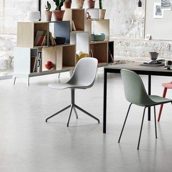Muuto Muuto Fiber Chair | Kreuzfuß