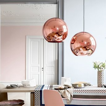 Tom Dixon Tom Dixon Copper Round