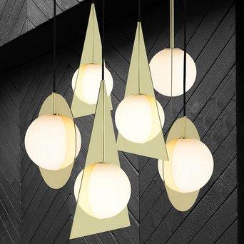 Tom Dixon Tom Dixon Plane | hanglamp