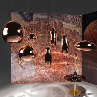 Tom Dixon Tom Dixon Copper