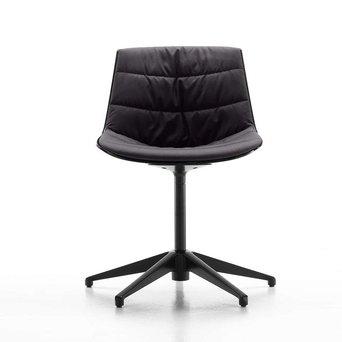 MDF Italia MDF Italia Flow Chair   Padded   Stervoet