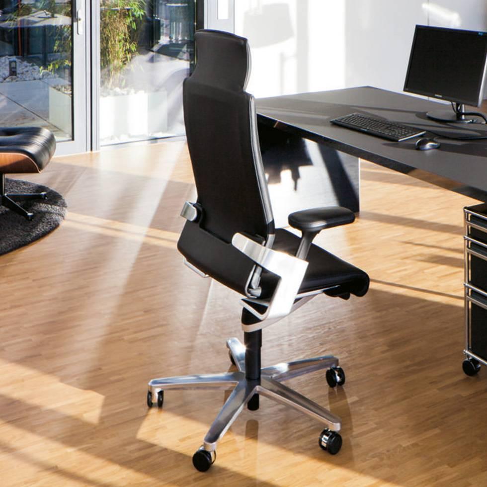 Wilkhahn on 175 7 bureaustoel met hoge rug workbrands - Stoel herbergt s werelds ...