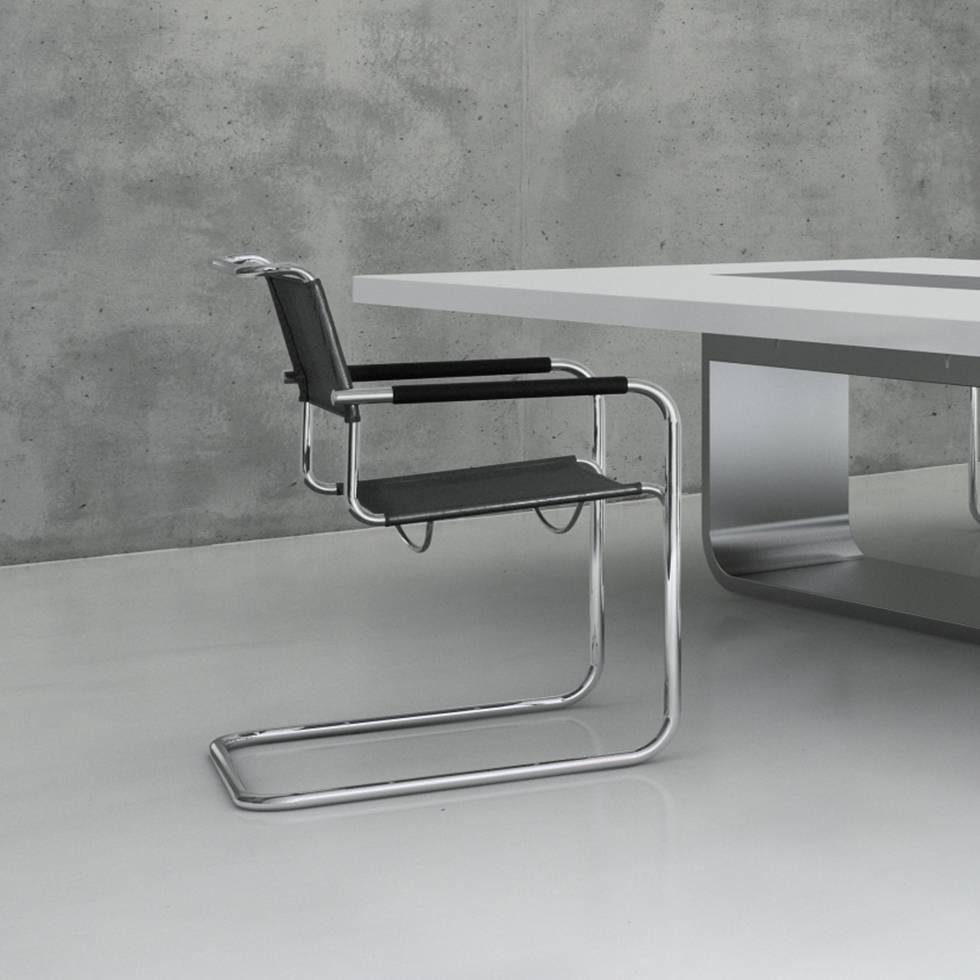 thonet s 34 workbrands. Black Bedroom Furniture Sets. Home Design Ideas