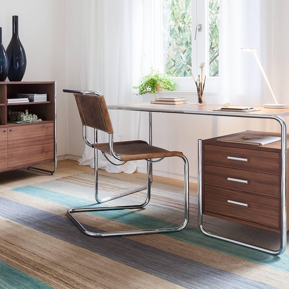 thonet s 33 pure materials workbrands. Black Bedroom Furniture Sets. Home Design Ideas