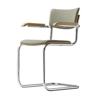 Thonet Thonet S 43 PVF | With full upholstery