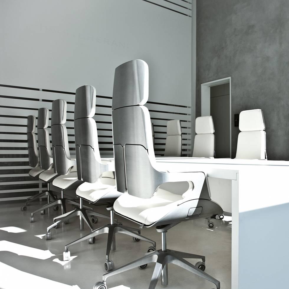 interstuhl interstuhl silver workbrands. Black Bedroom Furniture Sets. Home Design Ideas