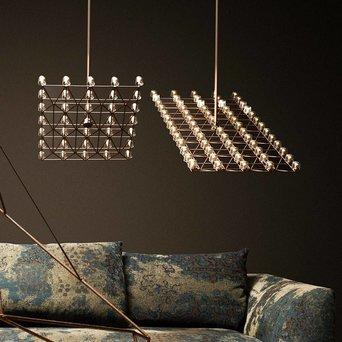 Moooi Moooi Space-Frame | Hanglamp