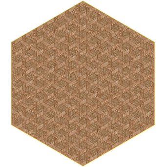 Moooi Carpets Moooi Carpets Hexagon Carpet