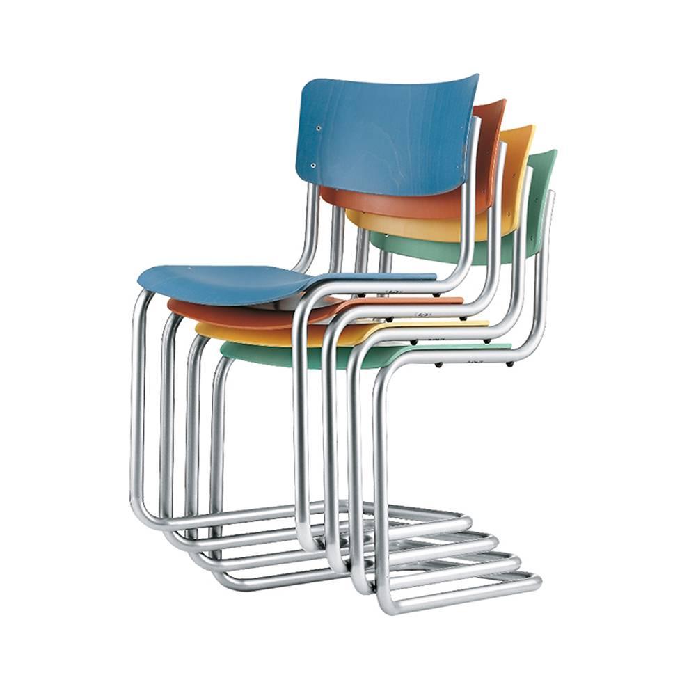 thonet thonet s 43 st workbrands. Black Bedroom Furniture Sets. Home Design Ideas