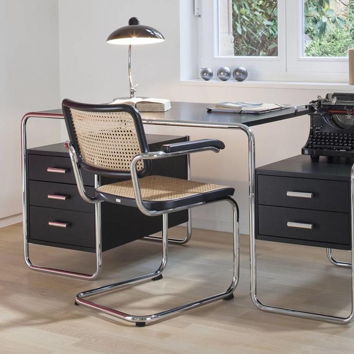 thonet s 285 2 legplanken 1 kleine unit workbrands. Black Bedroom Furniture Sets. Home Design Ideas