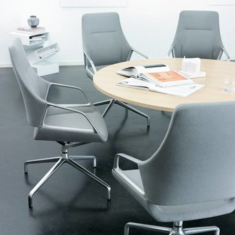 Wilkhahn Wilkhahn Graph 300/50 | Konferenztisch | Ø 300 cm