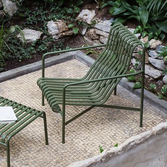 HAY HAY Palissade Lounge Chair | Hoch