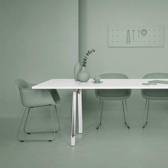 Refurbished Ergonom MDL | Konferenztisch | B 240 x T 100 x H 73 cm