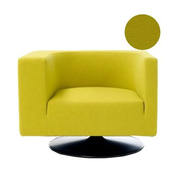 Arco OUTLET | Arco Side by Side | 80 x 80 x 67,5 cm | Stainless steel | Green hallingdal 420