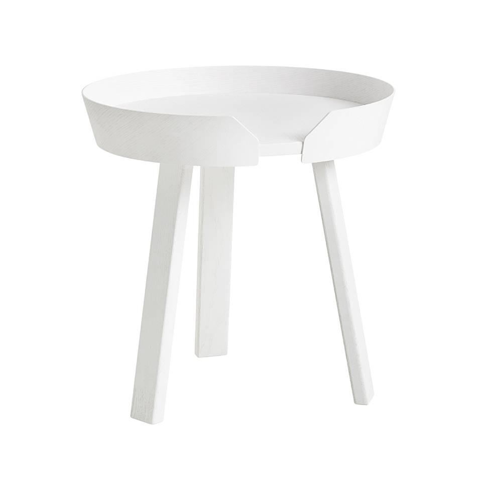 muuto around coffee table small workbrands. Black Bedroom Furniture Sets. Home Design Ideas