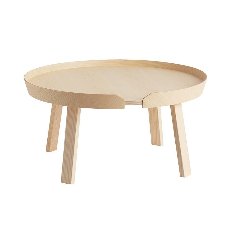 muuto muuto around coffee table large workbrands. Black Bedroom Furniture Sets. Home Design Ideas