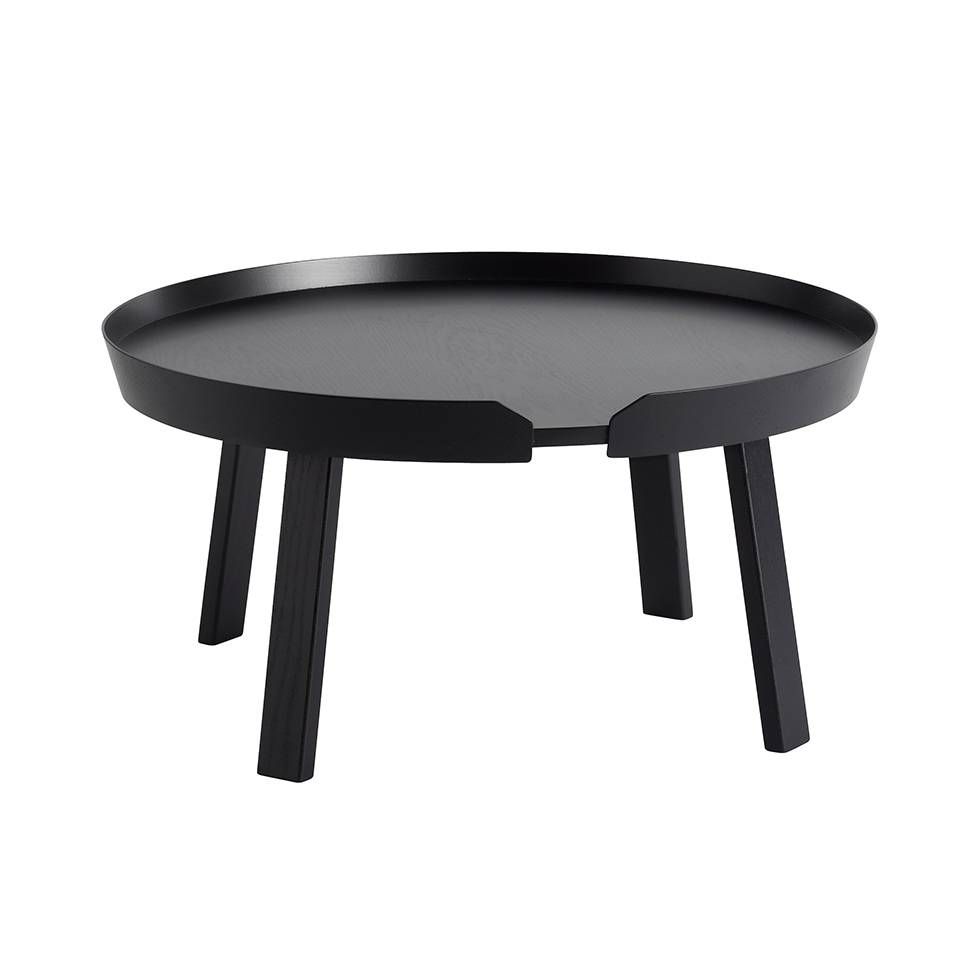 Muuto muuto around coffee table large workbrands for Coffee tables 45cm wide