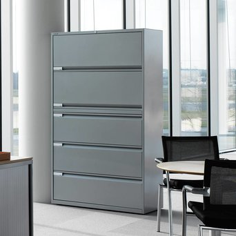 Bisley Bisley LateralFile | Filing cabinet A4 & A3 | W 110 cm