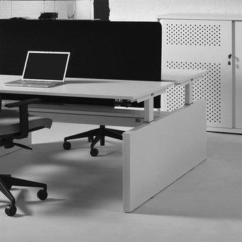 Bisley Bisley Wing Duo | Desk | Height adjustable