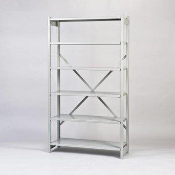 Bisley Bisley Basic | Shelving system | Extension kit W 83,2 cm