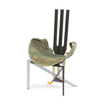 Vitra SALE | Vitra Documenta Chair | Green reed