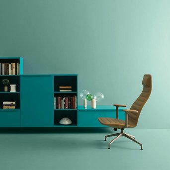 Cappellini Cappellini Lotus Attesa | Without armrests