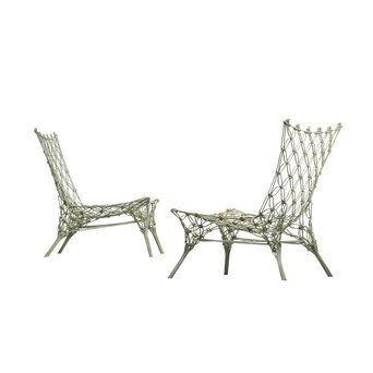 Cappellini Cappellini Knotted Chair