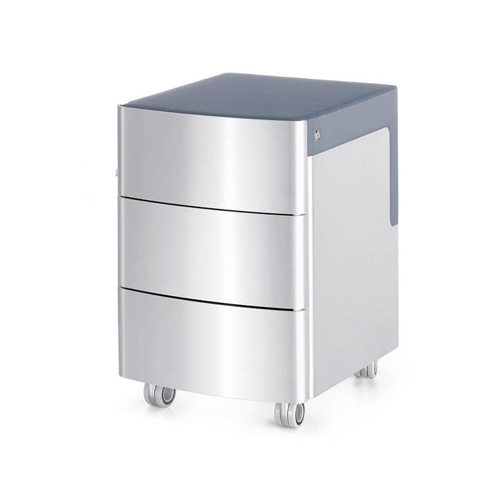 interstuhl silver ladeblok workbrands. Black Bedroom Furniture Sets. Home Design Ideas
