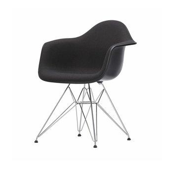 Vitra Vitra Eames Plastic Armchair DAR | Volledig bekleed