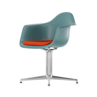Vitra Vitra Eames Plastic Armchair DAL | Seat upholstery